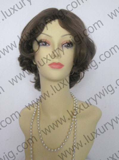DJ-002 12 Color 8 Curly Jewish Wig