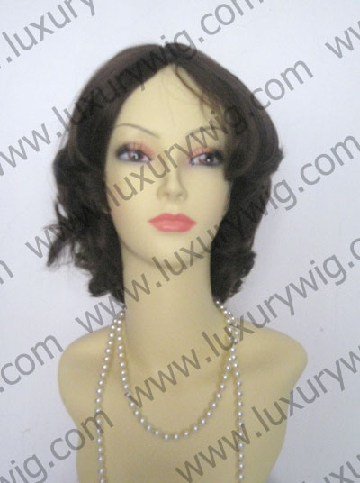 DJ-005 12 Color 6 Curly Jewish Wig