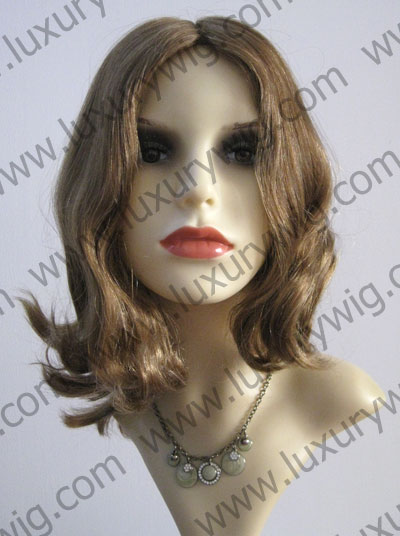 DJ-006 17 Blonde Wave Jewish Wig
