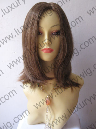DJ-016 16 Light Red Jewish Wig