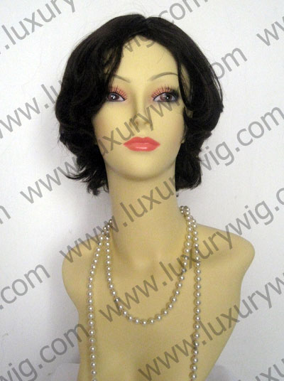 Euro Short Curly Jewish Wig In Stock, Click Here