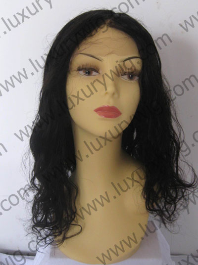 FW-007 14 #1B Lace Wig