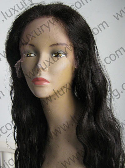 FW-013 18 #4 Lace Wig