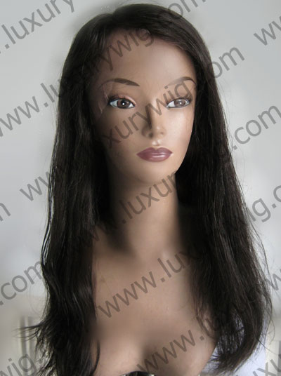 FW-018 16 #1B Lace Wig